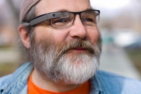 Tim Google Glass